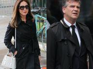 Elsa Zylberstein retrouve son ex Arnaud Montebourg, aux obsèques de Guy Bedos