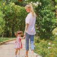 Adriana Karembeu et sa fille Nina, sur Instagram, le 7 juin 2020.