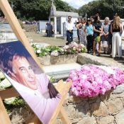 """Guy Bedos inhumé en Corse avec ses proches, """"un très beau départ"""""""