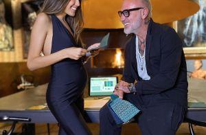 Gianlucca Vacchi, 52 ans : Sa chérie de 25 ans enceinte, le millionnaire ravi