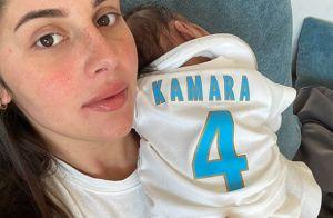 """Coralie Porrovecchio hospitalisée après son accouchement : """"J'ai cru mourir"""""""