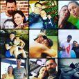 """Wendy de """"Koh-lanta"""" et Pascal toujours proches, photo du 12 mai 2020, sur Instagram"""