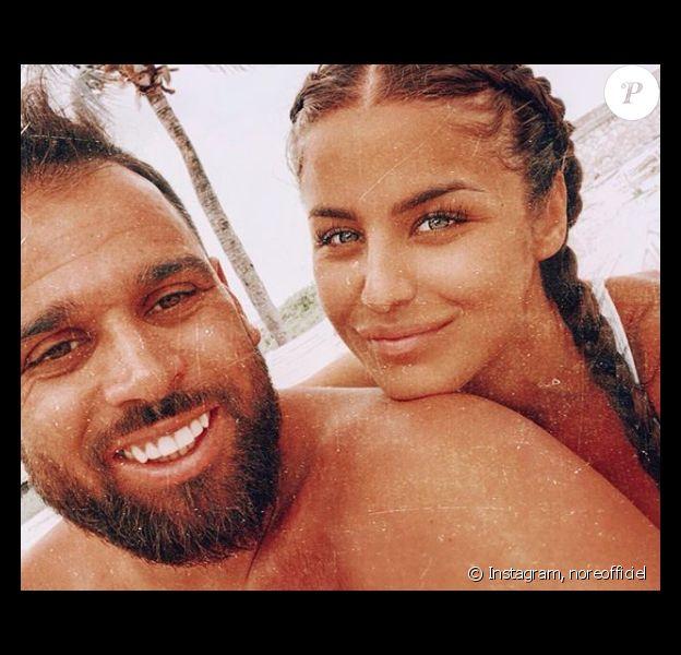 """Kamila et Noré de """"Secret Story"""" aux Bahamas - Instagram, 5 mars 2019"""