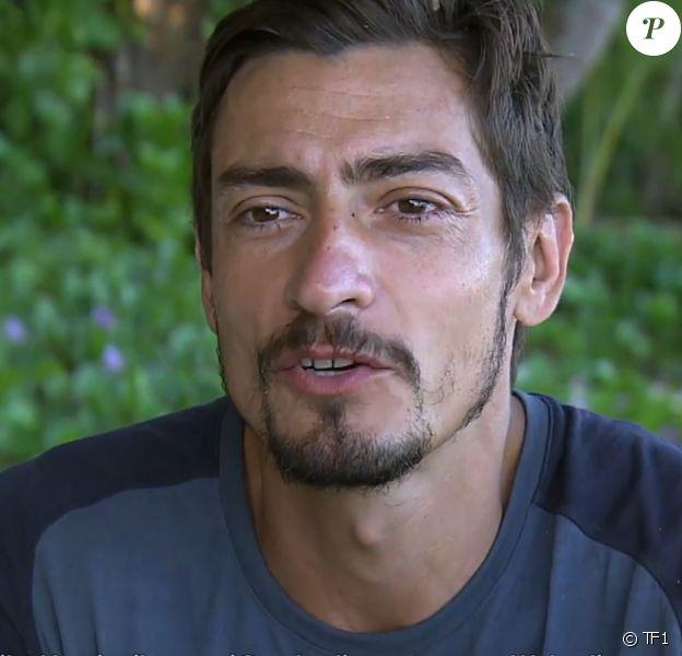 """Claude - """"Koh-Lanta 2020"""", le 29 mai 2020 sur TF1."""