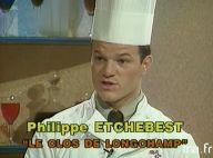 Philippe Etchebest avec des cheveux : images saisissantes de ses débuts télé