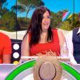 Emilie dans les 12 coups de midi évoque sa grossesse - TF1, 30 juin 2020