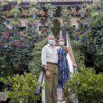 Le roi Felipe VI et la reine Letizia d'Espagne sont en visite à Cordoue le 29 juin 2020.