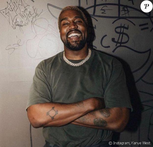 Kanye West sur Instagram. Le 8 juin 2020.