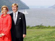La flamboyante Maxima des Pays-Bas a sorti ses incroyables bijoux de famille pour rencontrer... des hommes en uniforme !