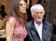 """Bernie Ecclestone, papa à 89 ans, présente Ace : """"J'espère vivre assez..."""""""