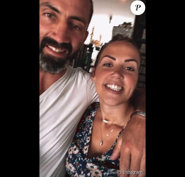 """Tiffany et Justin (""""Mariés au premier regard"""") vendent leur maison pour 350 000 euros. Juillet 2020."""