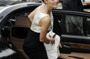 La princesse Victoria de Suède a un nouveau collier un peu... spécial !
