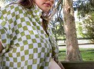 Gigi Hadid enceinte : elle dévoile son baby bump en live