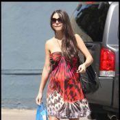 Oksana Grigorieva : La compagne de Mel Gibson très enceinte, copie tout sur... Vanessa Paradis ! Regardez !