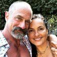 Mariska Hargitay et Christopher Meloni (New York : Unité Spéciale) se retrouvent au cours du week-end - Instagram, 19 juillet 2020