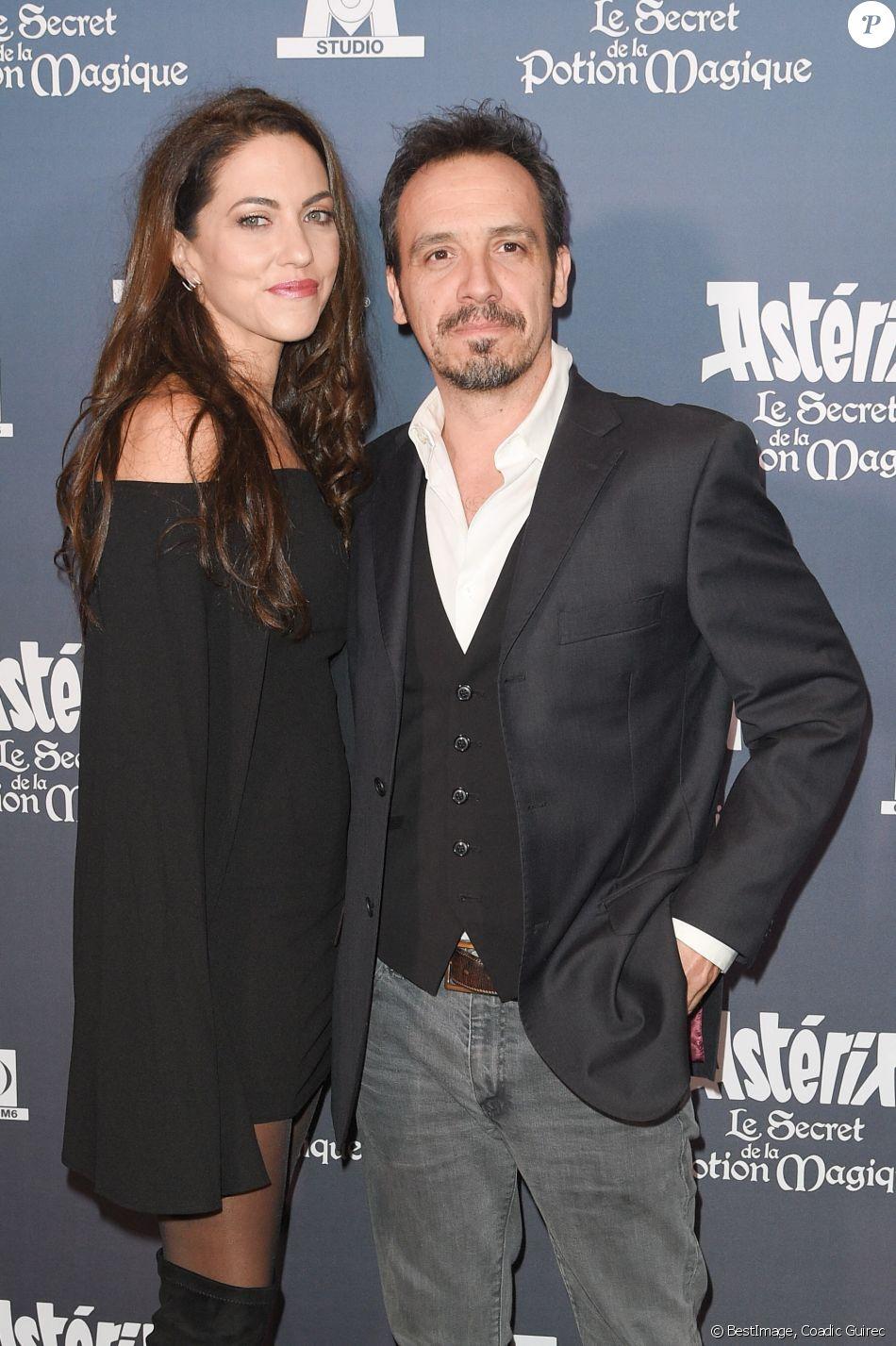 Alexandre Astier et sa compagne Luna Karys - Avant