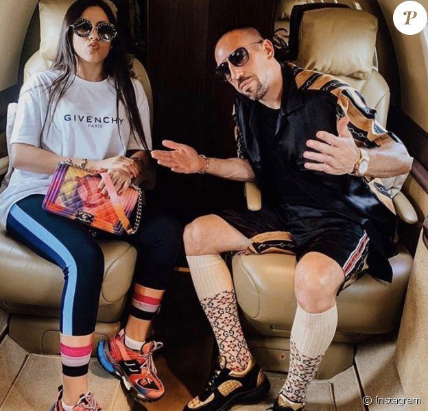 Hiziya Ribéry, la fille aînée de Wahiba et Franck Ribéry, a la vie de rêve sur Instagram, entre shopping et voyages.