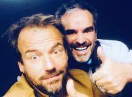 Stéphane Henon : Rare photo avec son frère jumeau Éric pour leur anniversaire