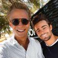 Hector Langevin (Demain nous appartient) et Clément Rémiens sur Instagram - 2020