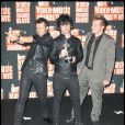 Green Day a reçu trois prix aux MTV Video Music Awards 2009