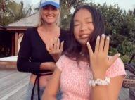 Laeticia Hallyday : Joy fête ses 12 ans, elle tente une nouvelle chorégraphie