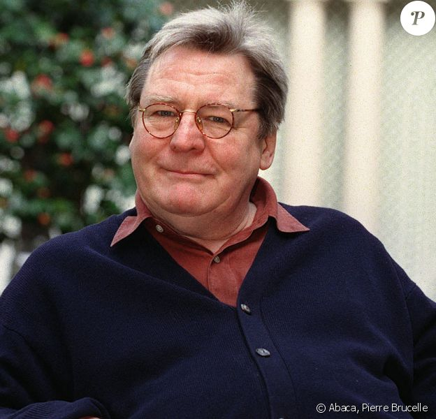 Sir Alan Parker à Paris l'époque de la promotion du film Angela's Ashes (Les Cendres d'Angela, 1999) © Pierre Brucelle/ABACA.