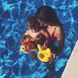 Annily avec sa soeur Maggy, photo Instagram postée par Alizée, le 10 juillet 2020