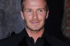 Quand David Beckham pète les plombs, il fait un massacre à l'aide... d'un club de golf !