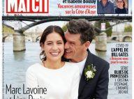 Marc Lavoine et Line Papin : trois demandes en mariage, la cérémonie en détails