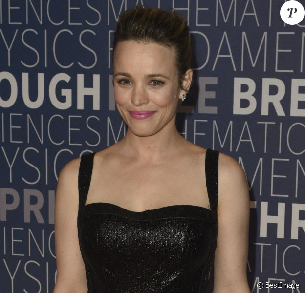 Rachel McAdams - Photocall de la soirée Breakthrough Prize au Ames Research Center à Mountain View