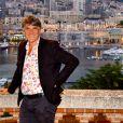 Exclusif - Tex durant le diner Enfant Star et Match à Monaco le 22 août 2020, organisé au Clos Bouliste du Rocher. © Bruno Bebert / Bestimage