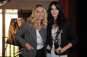 Mareva Galanter et Alexandra Golovanoff : une blonde et une brune mais un seul charme indéniable !