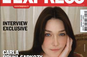 Interview de Carla Bruni : juste une mise au point...