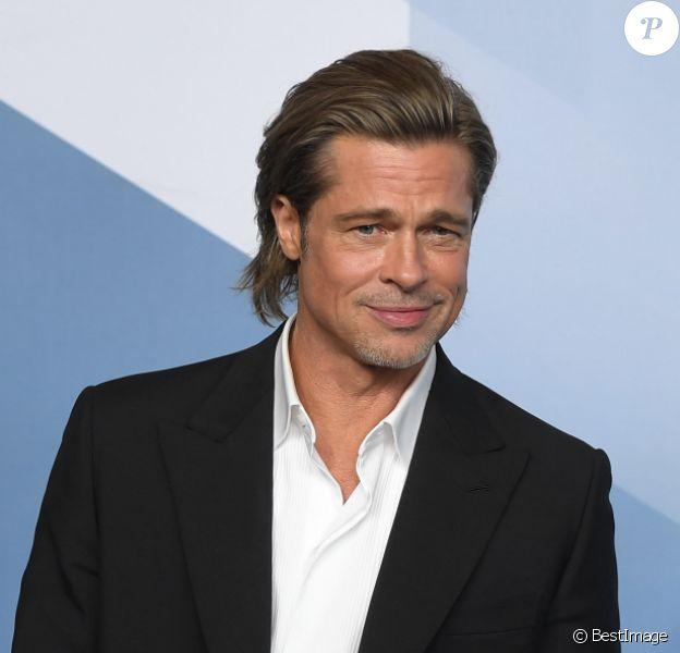 """Brad Pitt - 26ème cérémonie annuelle des """"Screen Actors Guild Awards"""" (""""SAG Awards"""") au """"Shrine Auditorium"""" à Los Angeles."""