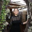"""Exclusif - Rendez-vous avec Lucie Lucas organisé par """"La journée By The Land"""" sur le rooftop situé à l'hôtel 3.14 lors du 72ème Festival de Cannes le 17 mai 2019. Denis Guignebourg/Bestimage"""