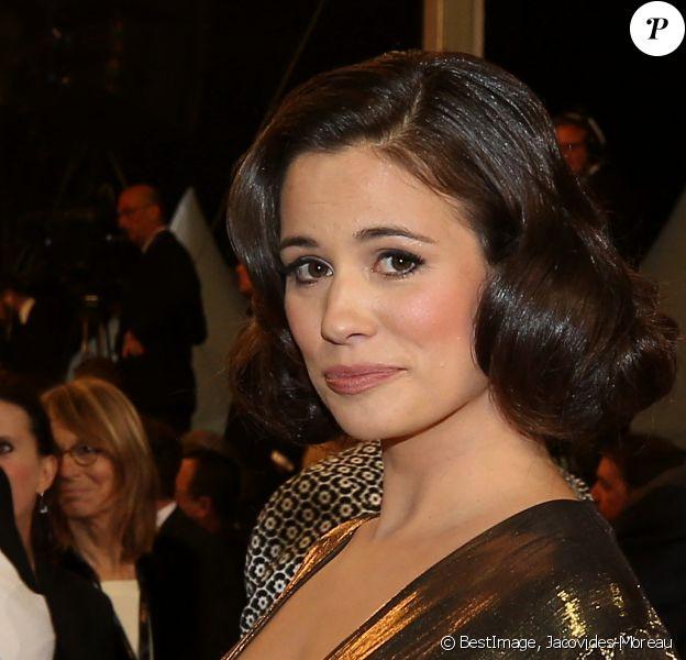 """Lucie Lucas - Montée des marches du film """"Sorry We Missed You"""" lors du 72ème Festival International du Film de Cannes. © Jacovides-Moreau / Bestimage"""