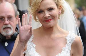 Sex and The City 2 : Kim Cattrall va... se marier !? Une belle surprise pour notre sublime Sarah Jessica Parker !