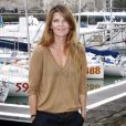 Gwendoline Hamon lors du festival de la fiction télévisée de La Rochelle le 20 septembre 2009