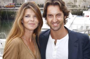 Frédéric Diefenthal et Gwendoline Hamon, un couple très amoureux... au côté d'Alexandre Astier, un fier gagnant !