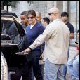 Tom Cruise et Conor à Boston (20 septembre 2009)