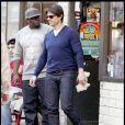Tom Cruise à Boston (20 septembre 2009)