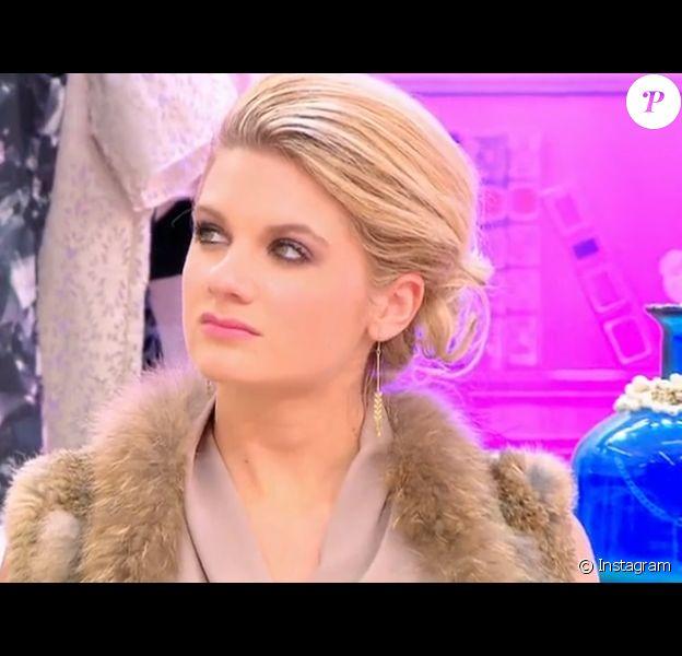 """Sandra, candidate des """"Reines du shopping"""" (M6) a également participé à une autre émission de dating."""