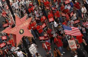 Les scénaristes américains ont voté la fin de la grève...
