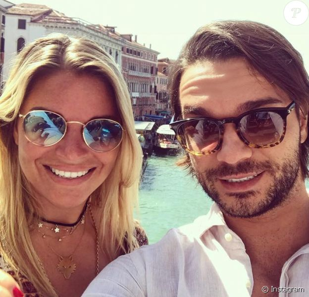 Jean-Mathieu Marinetti a épousé Sophie Tapie à Saint-Tropez