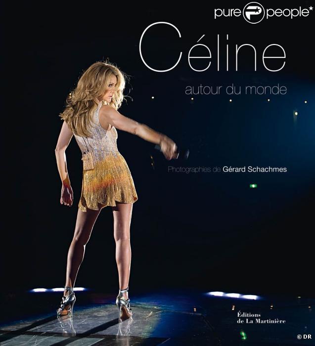 Céline autour du monde , de Gérard Schmaches, une plongée dans l'intimité de l'artiste en 485 photos