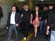 Ronaldo : le futur papa et sa jolie femme enceinte sont toujours les premiers... à faire la fête !
