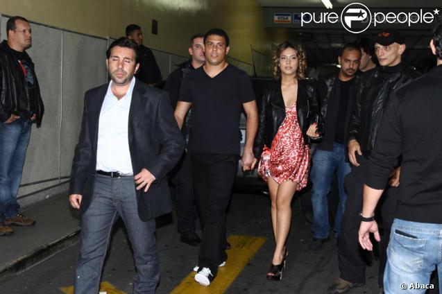 Ronaldo et sa femme enceinte ont passé une bonne soirée pour l'anniversaire du footballeur