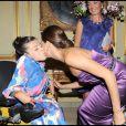 La petite Audrey a vu son rêve se réaliser en rencontrant Eva Longoria et ce grâce à Make a Wish.