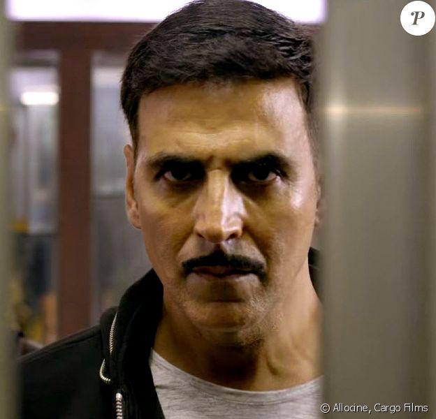 """Akshay Kumar dans le film """"Naam Shabana""""."""