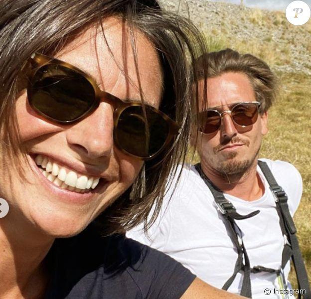 Alessandra Sublet et son amoureux Jordan Deguen lors d'une escapade romantique, sportive et studieuse